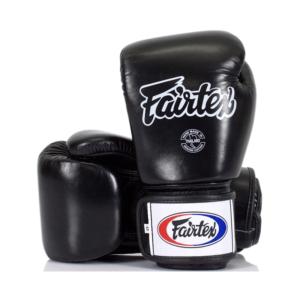 Gants de boxe noirs BGV1 Fairtex